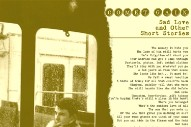 """Comet Gain – """"Sad Love And Other Short Stories"""""""