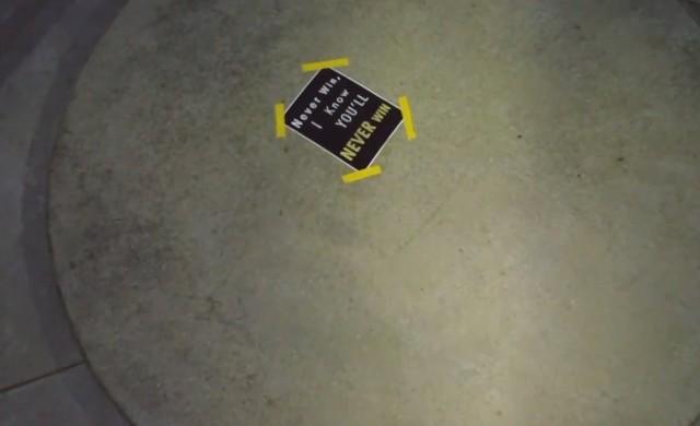 "DJ Dodger Stadium - ""Never Win"" video"