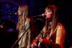 Watch First Aid Kit Play <em>Letterman</em>
