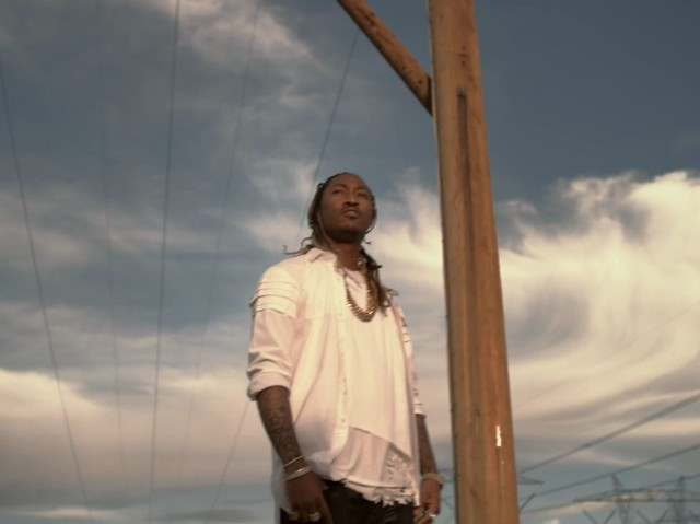 "Future - ""Blood, Sweat, Tears"" video"