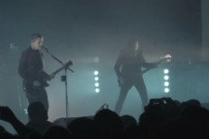 "Interpol – ""Anywhere"" Live Video"