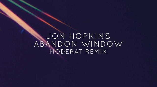 "Jon Hopkins - ""Abandon Window"""