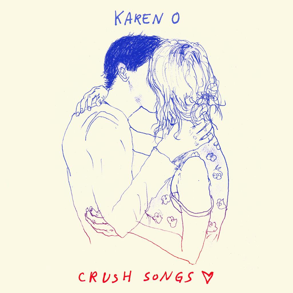 Image result for Karen O – Crush songs