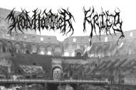 Stream Wolvhammer/Krieg Split 7″