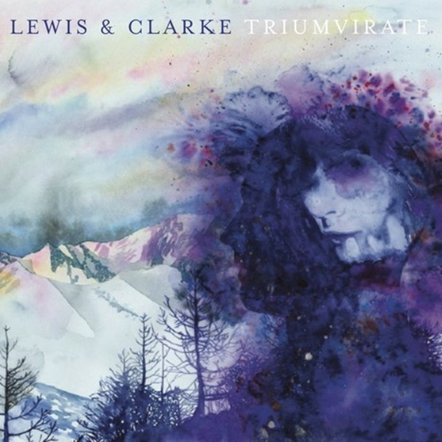 Lewis & Clarke album cover