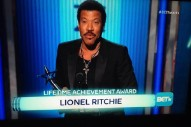 Watch BET Awards '14 Highlights: Missy Joins Pharrell, Nicki Shades Iggy, Chris Rock Interviews White People, BET Misspells Lionel Richie At The Worst Possible Time