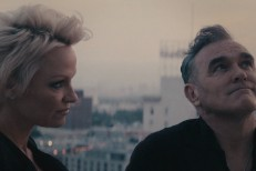"Morrissey – ""Earth Is The Loneliest Planet"" Video (Feat. Pamela Anderson)"