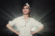 "Nina Persson – ""Food For The Beast"" Video (Stereogum Premiere)"