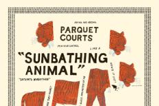 Album Of The Week: Parquet Courts <em>Sunbathing Animal</em>