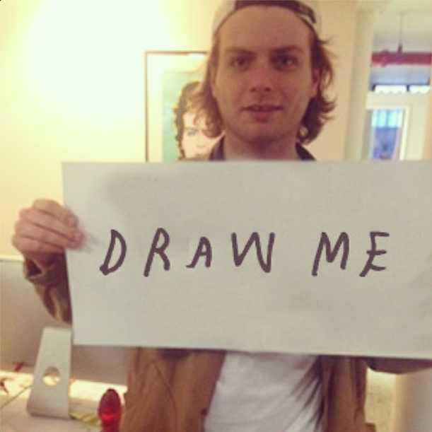 Mac DeMarco draw me