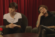 Watch Tegan And Sara Get Terrible Advice From Vanessa Bayer