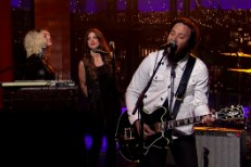 Spanish Gold on Letterman