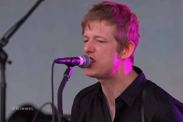 Spoon on Kimmel