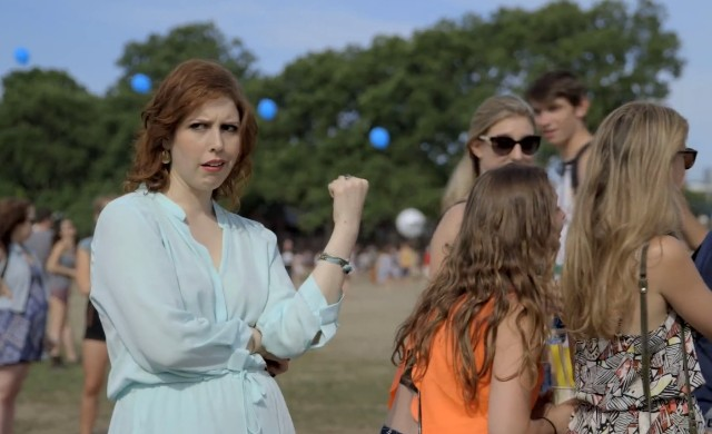 Vanessa Bayer at Governors Ball