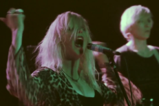 Watch White Lung's Intense Record Release Show At Brooklyn's Saint Vitus