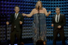 Bridget Everett and Ad-Rock on Inside Amy Schumer