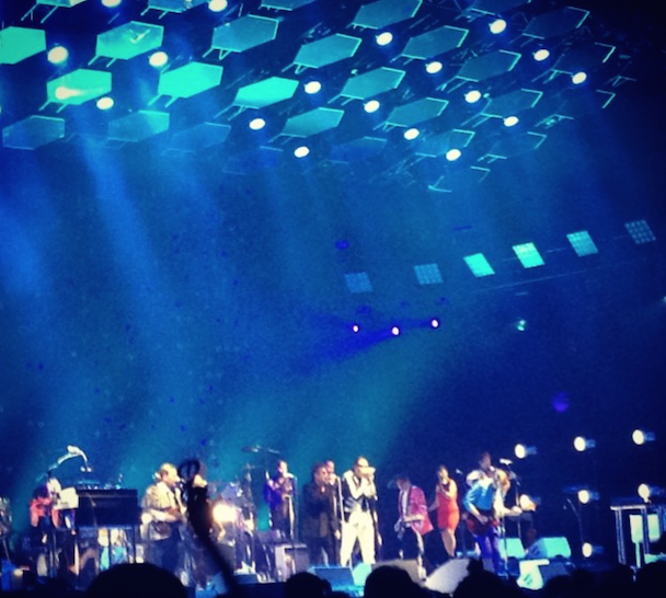 Watch Arcade Fire Cover Echo And The Bunnymen With Ian McCulloch In London