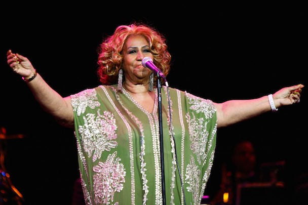 Aretha Franklin Working With André 3000, Covering Adele On New LP