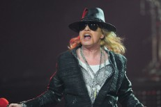 Axl Rose Announces <em>Chinese Democracy</em> Sequel, Remix Album