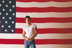 Bruce Springsteen - Born In The USA alternate cover