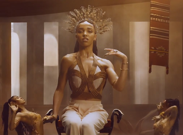 "FKA twigs - ""Two Weeks"" Video"