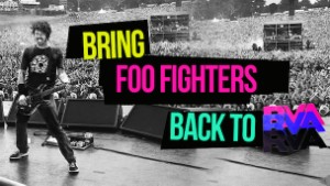 Fans Successfully Crowdfund Foo Fighters' Return To Richmond
