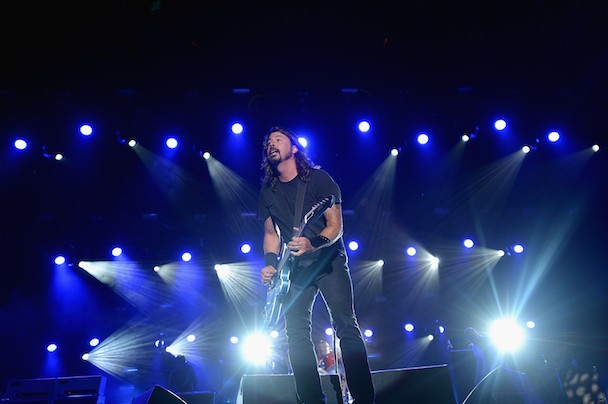 Watch Foo Fighters Cover The Rolling Stones, Queen, Van Halen, & Alice Cooper At Firefly