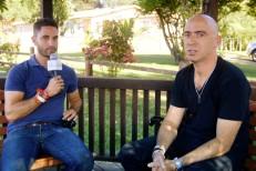 Gabe Delahaye & Ed Kowalczyk Talk Karaoke