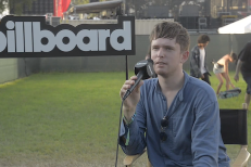 James Blake Says He's Writing With Kanye West And Justin Vernon, Halfway Done With New Album