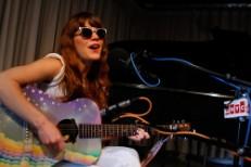 """Jenny Lewis – """"The Voyager"""" (Live On WNYC Soundcheck)"""