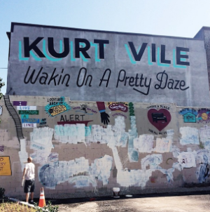 Some Guy Painted Over Philly's Kurt Vile Mural