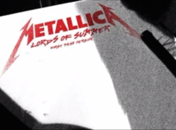 "Metallica - ""Lords Of Summer"""
