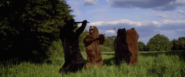 Watch Metallica Respond To Glastonbury Critics With Fox Hunt Parody