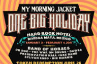 My Morning Jacket Announce One Big Holiday 2015 With The War On Drugs, Band Of Horses