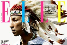 Pharrell Draws Criticism For Native American Headdress
