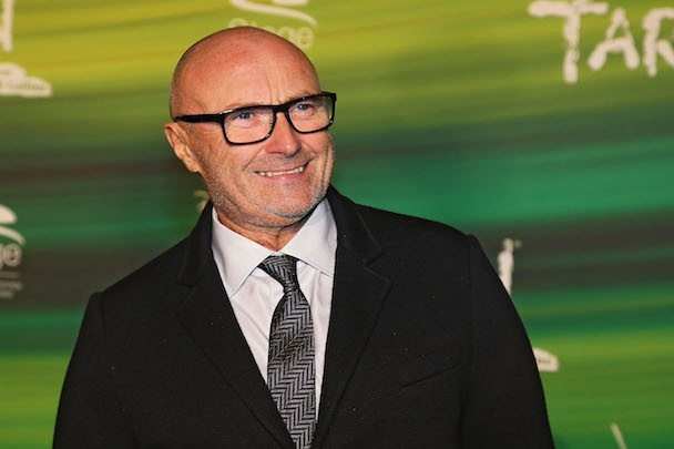 Phil Collins Donates His Alamo Collection, Sets Rehearsals For Possible Live Comeback