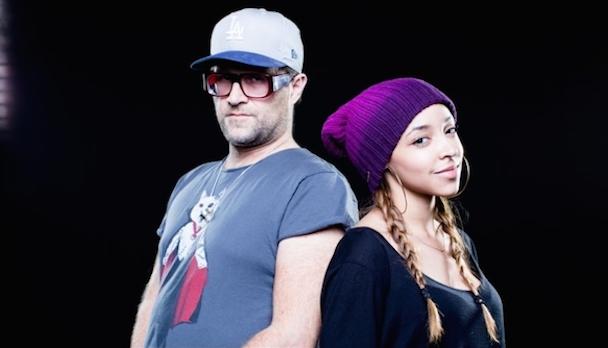 "Tinashe & David Sitek – ""Xylaphone"""