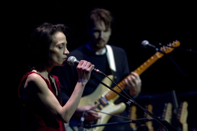 Fiona Apple and Blake Mills In Concert - Anything We Want Tour - Portland, OR