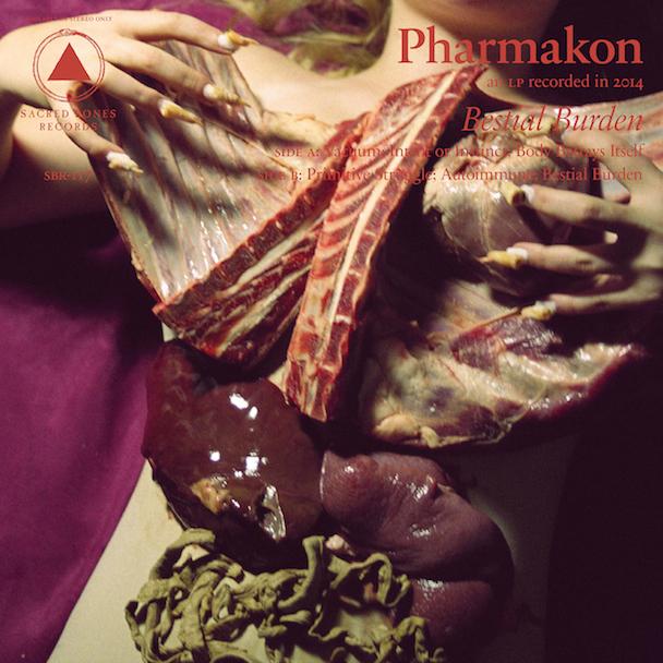 Pharmakon Announces <em>Bestial Burden</em> Album With Grotesque Artwork