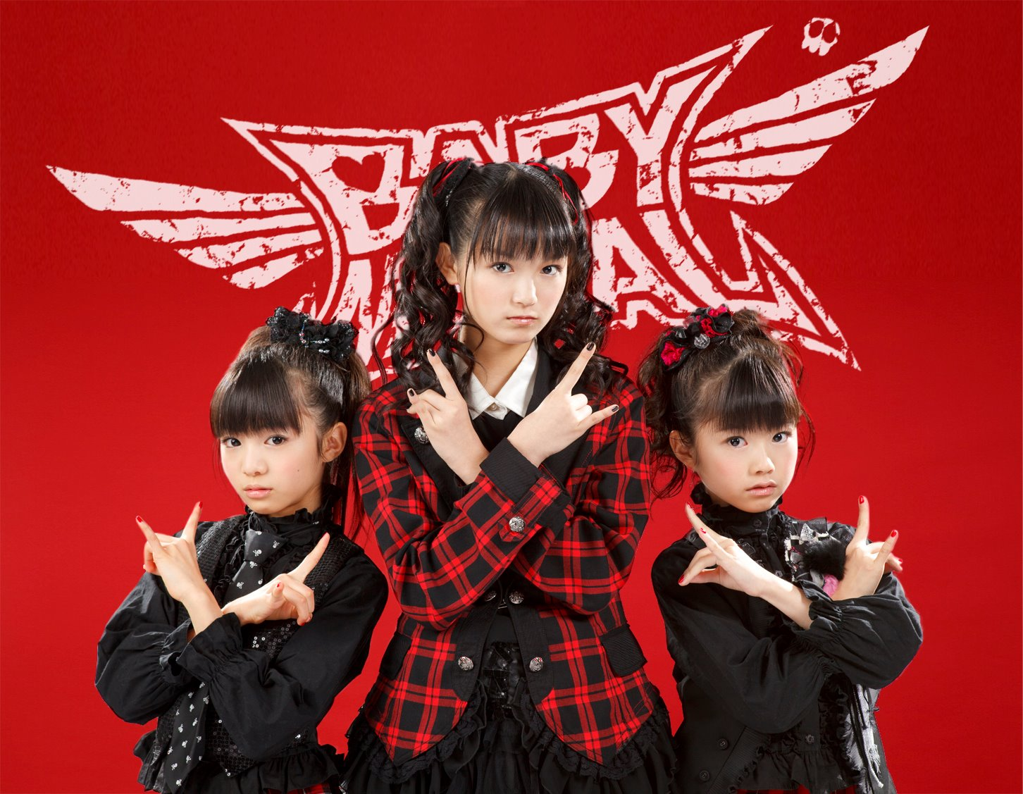 Internet Beloved Babymetal Conquer Sonisphere Will Open