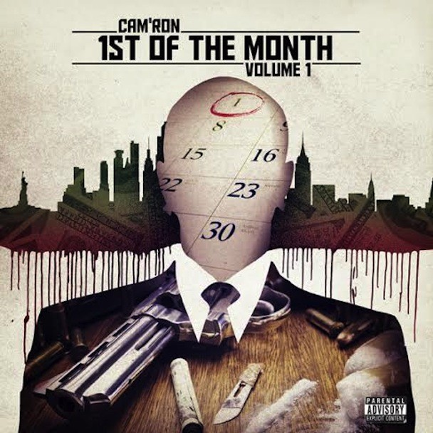 Cam'ron - First Of The Month Vol. 1