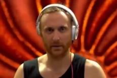 David Guetta at Tomorrowland