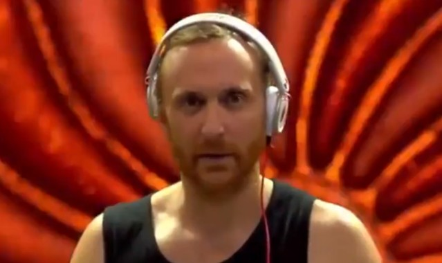 David Guetta at Tomorrowland