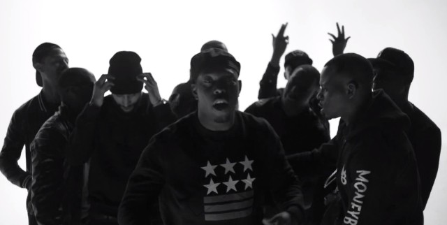 "Dizzee Rascal and Fekky - ""Still Sittin' Here"" video"