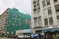 L.A. Mayor Eric Garcetti Intervenes To Preserve Young & Sick's Foster The People Mural