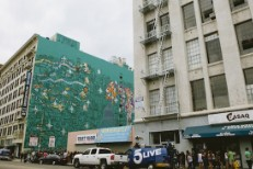 Foster The People mural
