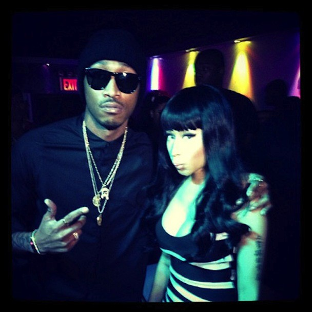 Future and Nicki Minaj