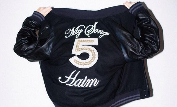 """HAIM - """"My Song 5"""""""
