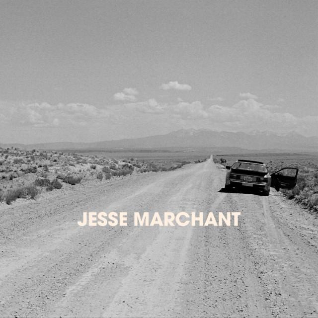 Jesse Marchant album cover