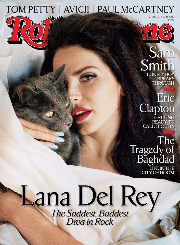 Lana Del Rey &#038; Dan Auerbach Detail Label Reservations About <em>Ultraviolence</em>